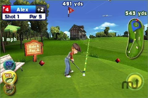 Screenshot 1 for Let\'s Golf!