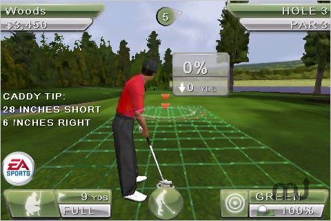 Screenshot 1 for Tiger Woods PGA TOUR