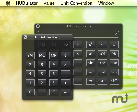 Screenshot 1 for HUDulator