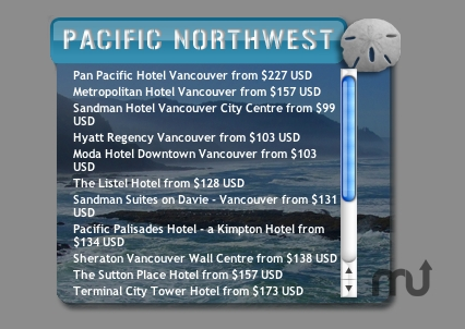 Screenshot 1 for Pacific Northwest Hotels