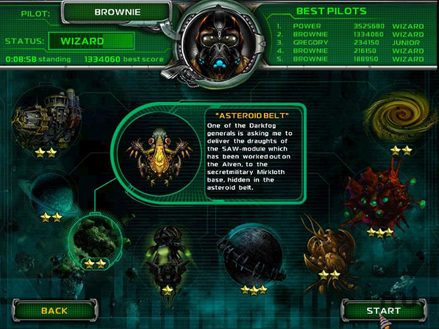 Screenshot 1 for Star Defender 4