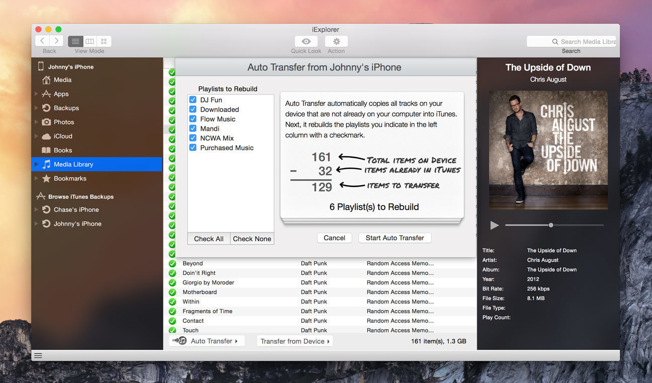 iExplorer for Mac. Download Free [Latest Version] macOS