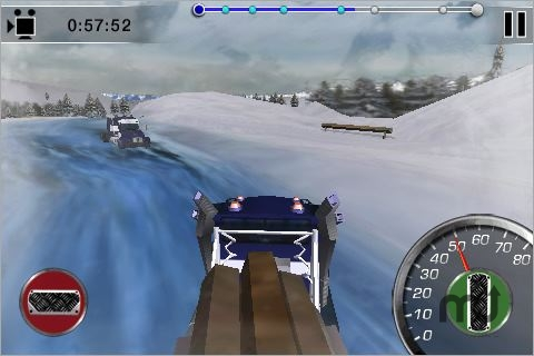 Screenshot 1 for Ice Road Truckers