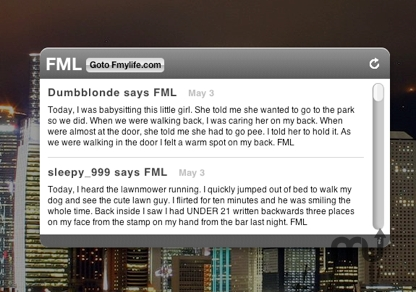 Screenshot 1 for FML