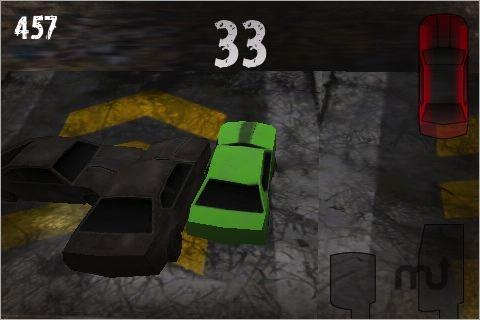 Screenshot 1 for Demolition Derby