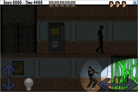 Screenshot 1 for Art Thief