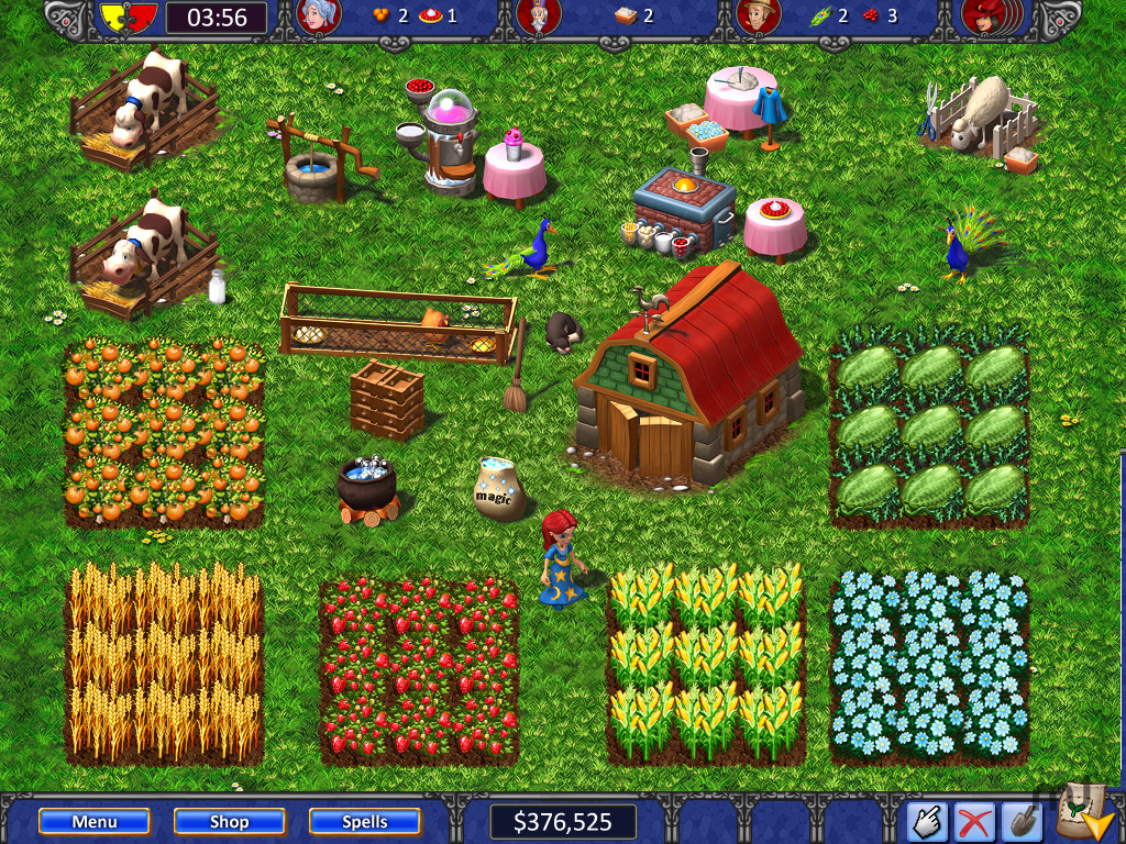 Screenshot 1 for Fantastic Farm