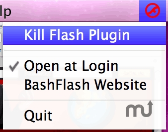Screenshot 1 for BashFlash