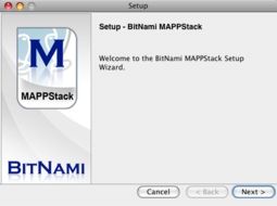 Screenshot 2 for BitNami MAPPStack