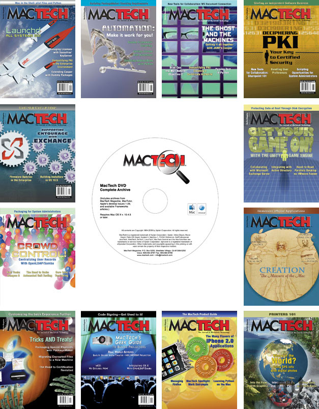 Screenshot 1 for MacTech Subscription + DVD
