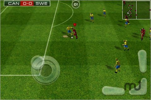 Screenshot 1 for X2 Football