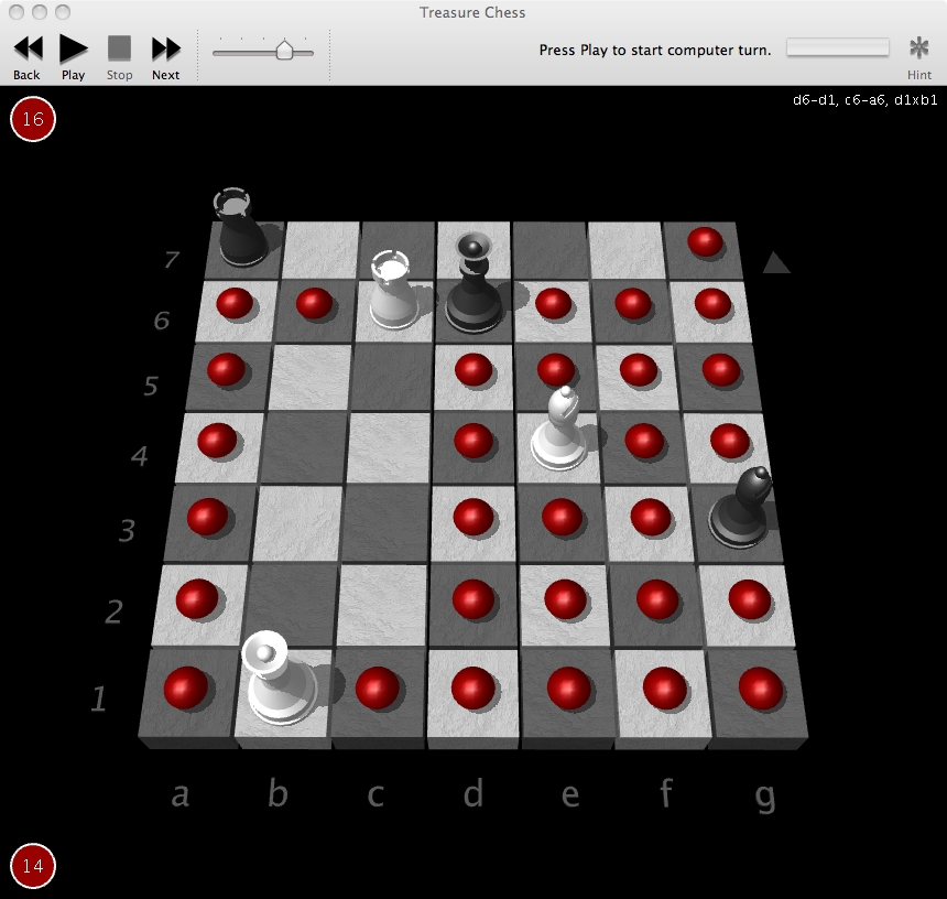 Screenshot 1 for Treasure Chess
