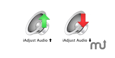 Screenshot 1 for iAdjust Audio