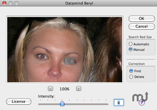 Screenshot 1 for Beryl Plugin