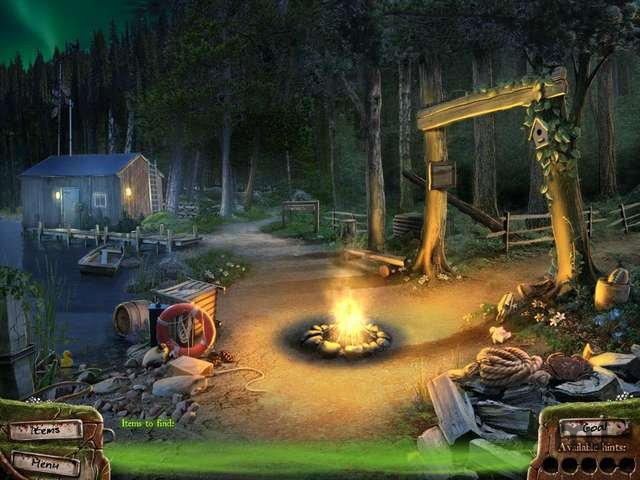 Screenshot 1 for Campfire Legends - The Hookman