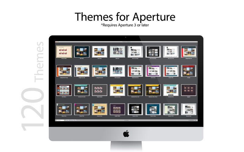 Screenshot 1 for Themes for Aperture