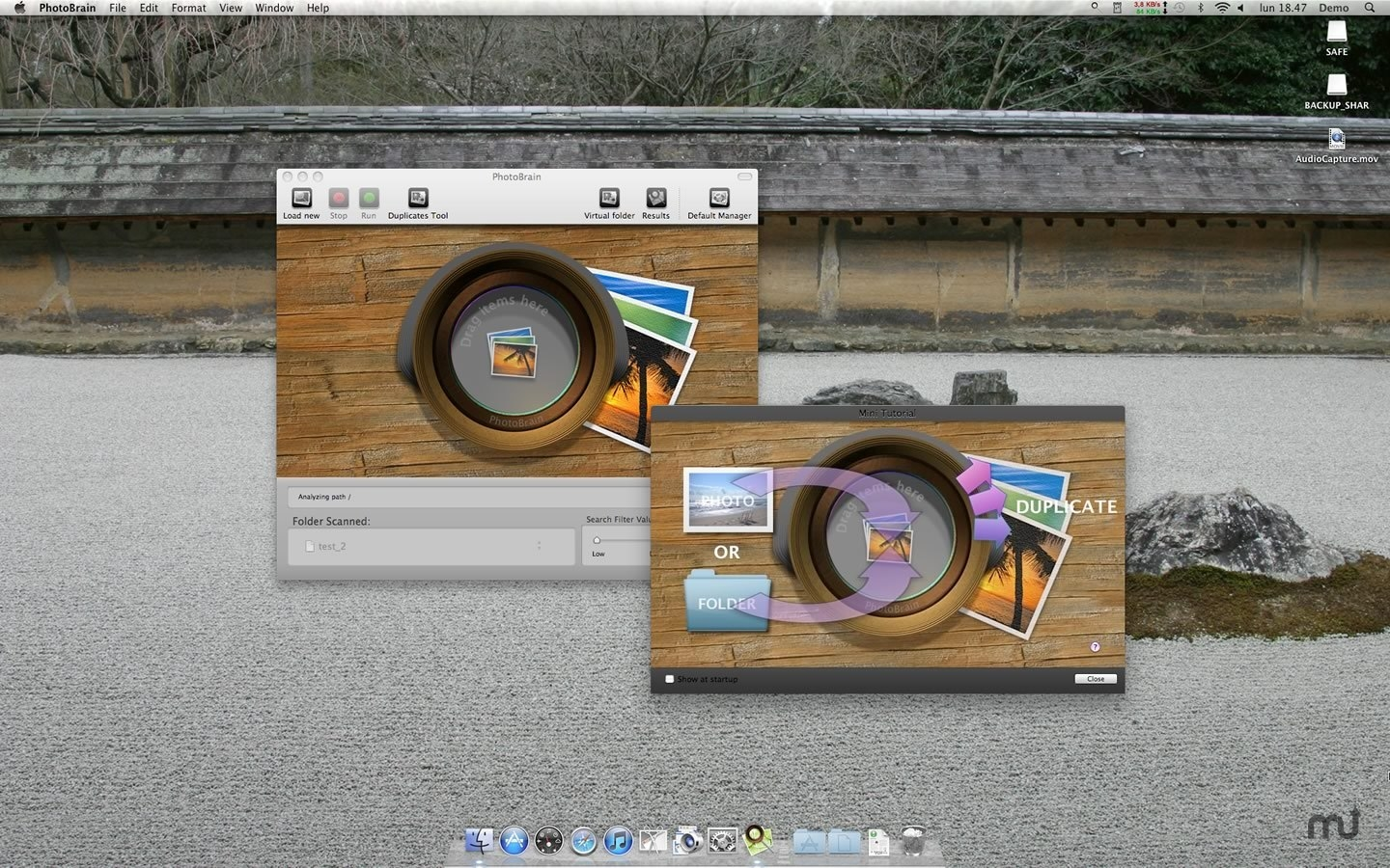 Screenshot 1 for PhotoBrain