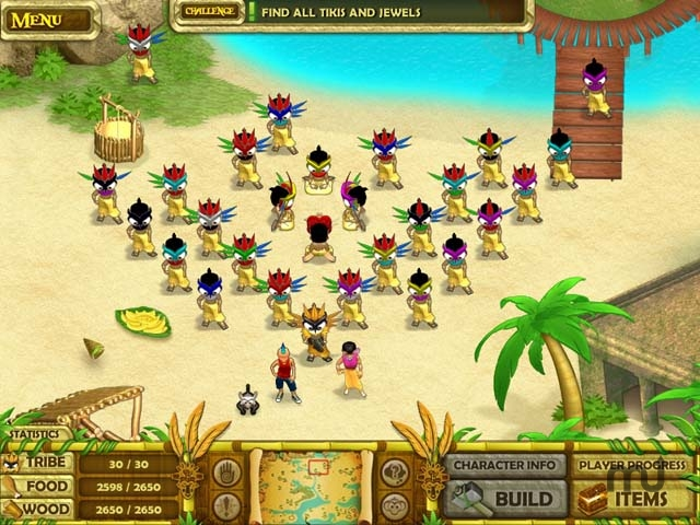 Screenshot 1 for Escape From Paradise 2