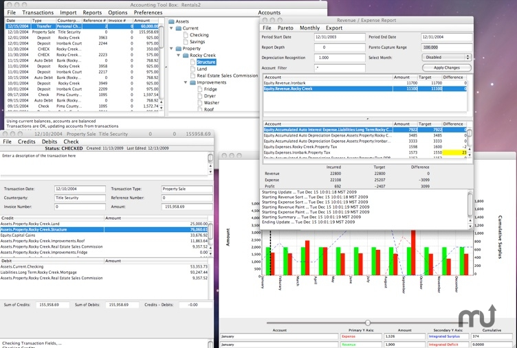 Screenshot 1 for The Accounting Tool Box