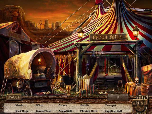 Screenshot 1 for Rangy Lil\'s Wild West Adventure