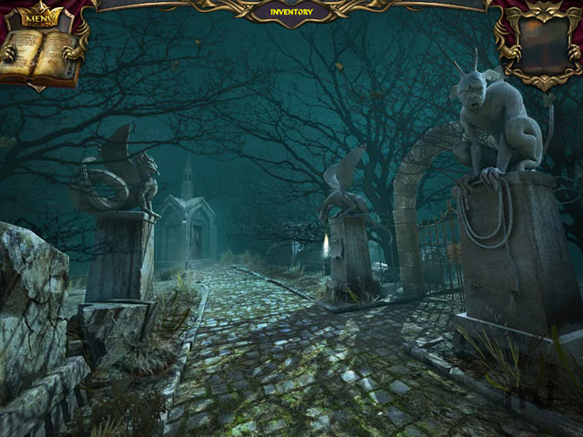 Screenshot 1 for Echoes of the Past - Royal House of Stone