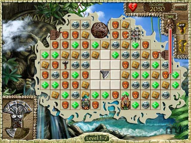 Screenshot 1 for El Dorado Quest