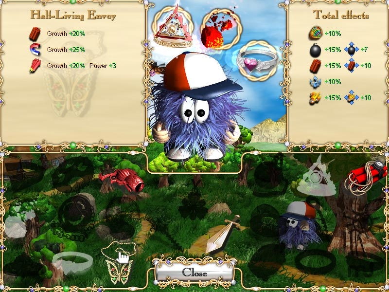 Screenshot 1 for Emerald Tale