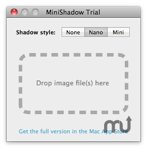 Screenshot 1 for MiniShadow