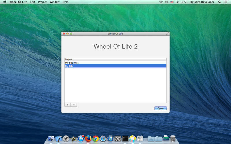 Screenshot 1 for Wheel Of Life