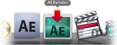 Screenshot 1 for AERender