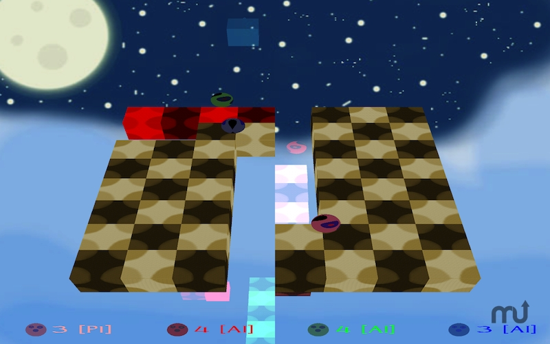 Screenshot 1 for Sky Checkers