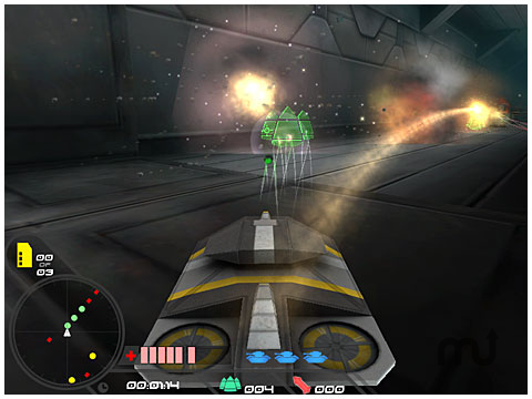 Screenshot 1 for HyperTankz