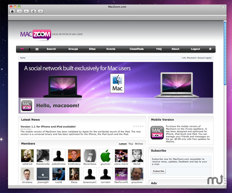 Screenshot 1 for MacZoom