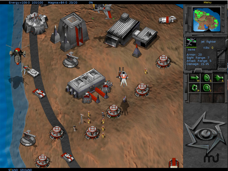 Screenshot 1 for Bos Wars