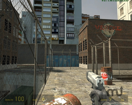 Screenshot 1 for Half Life 2