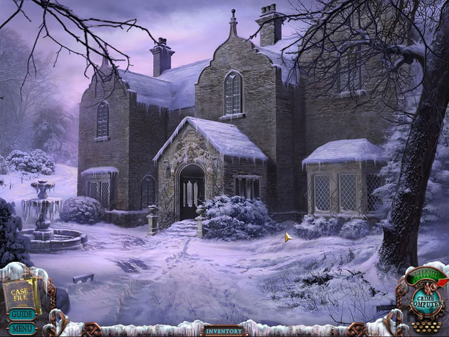 Screenshot 1 for Mystery Case Files: Dire Grove CE