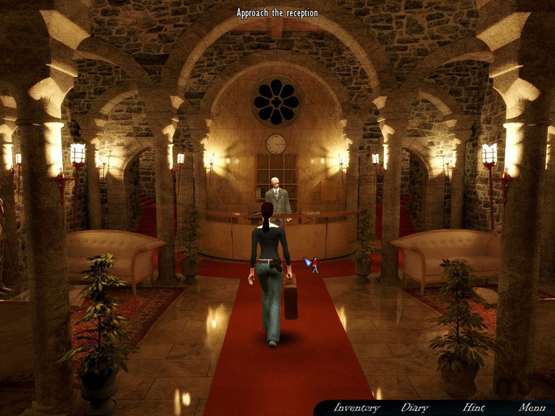 Screenshot 1 for Hotel: Collector\'s Edition