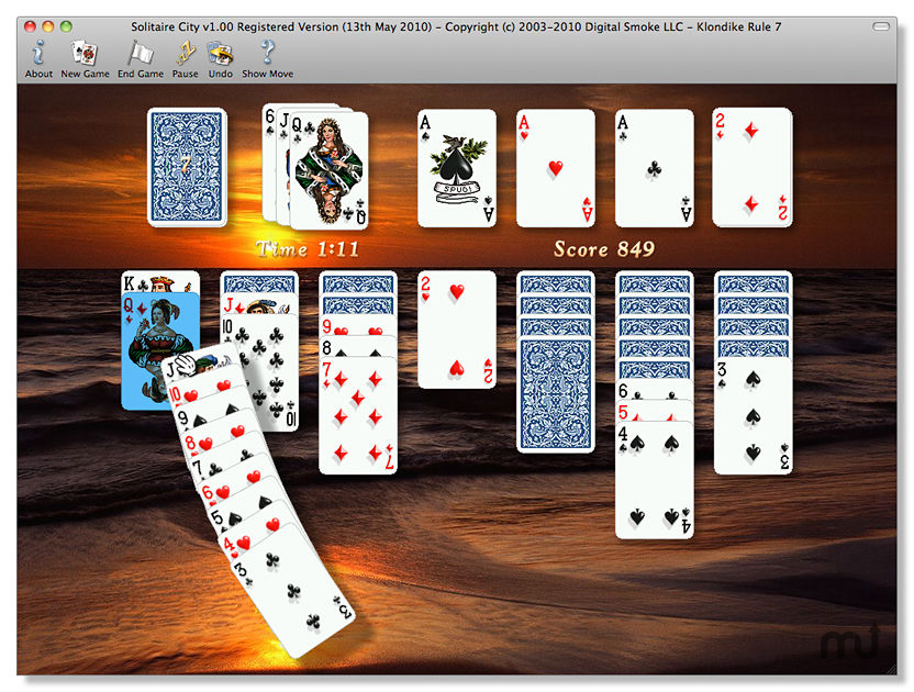 Screenshot 1 for Solitaire City