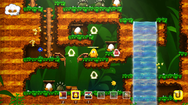 Screenshot 1 for Toki Tori