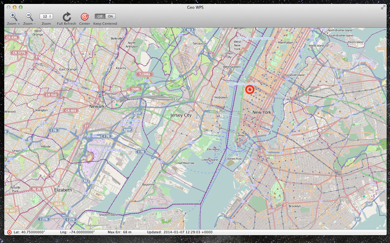 Screenshot 3 for Geo WPS