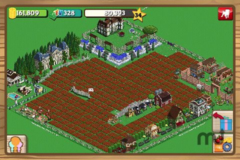 Screenshot 1 for FarmVille by Zynga