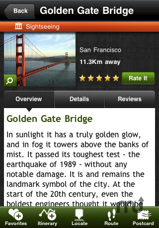 Screenshot 4 for San Francisco Travel Guide - mTrip