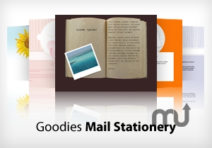 Screenshot 1 for Goodies: Mail Stationery