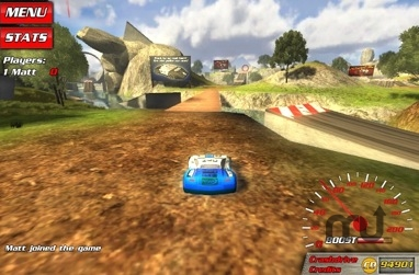 Screenshot 1 for 3D Crashdrive