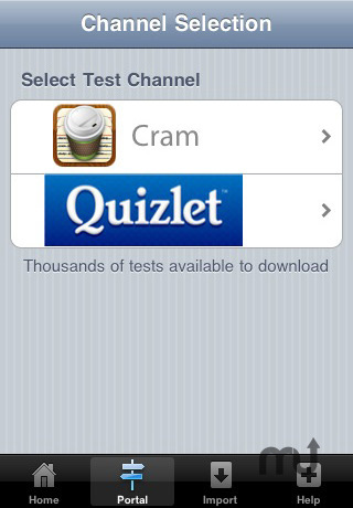 Screenshot 3 for Cram