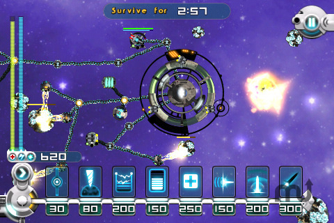 Screenshot 2 for Space Station: Frontier