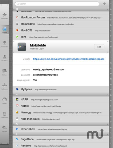 Screenshot 2 for 1Password Pro