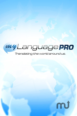 Screenshot 1 for myLanguage Pro