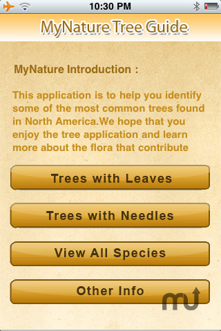Screenshot 5 for MyNature Tree Guide