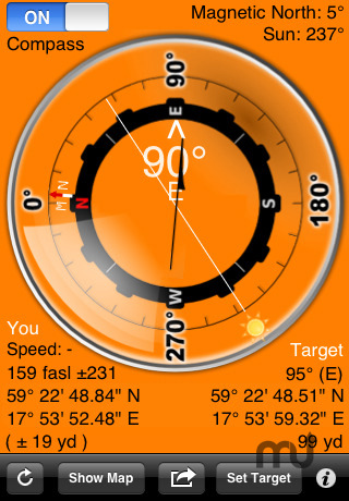 Screenshot 3 for Compass Go